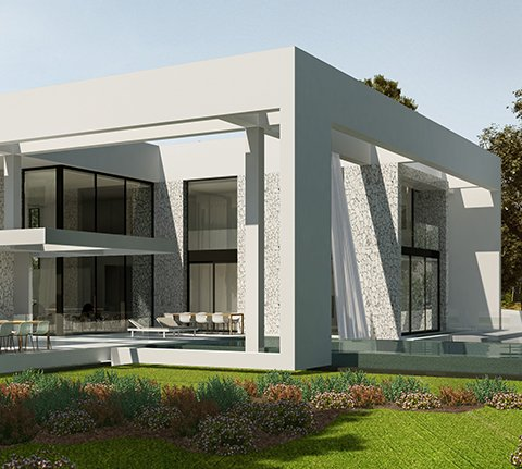 East Golf Villa, Quinta do Lago | 2015